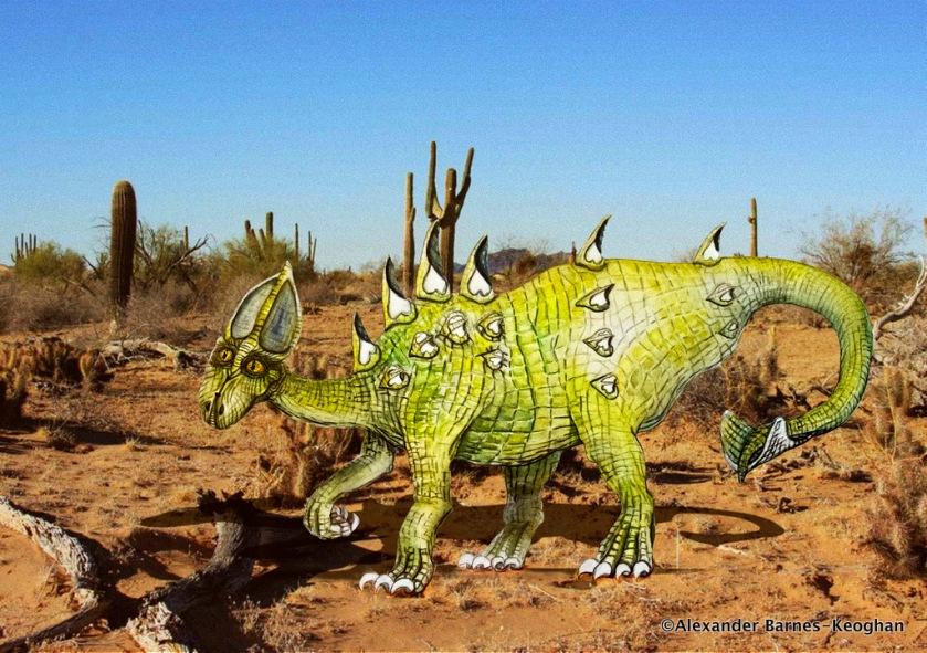 Ted the Dinosaur