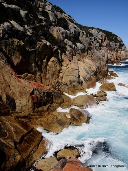 Haunted Bay (2014) Maria Island, Tasmania, Australia