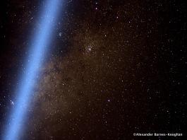 Milky Way and Spectra (2015) Tasmania, Australia