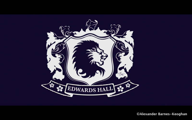 Edwards Hall Logo Revamp